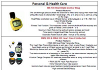 Personal & Health Care